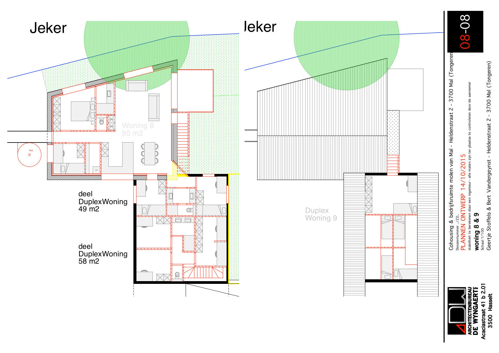 Cohousing Mal mei-2016-01-indeling_woning_8-9